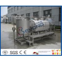 1 Circuits Portable Cip System , Small Conjunct Type 800L Cleaning In Place In Food Industry Manufactures