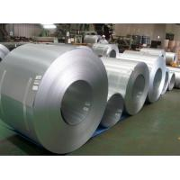 Quality OEM ID DC01 Dry Galvanized Cold Rolled Steel Coil JIS DIN1623 , CID 508mm / for sale