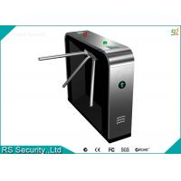 Bidirectional Tripod Turnstile Waterproof Luxury Barrier Gate High security Manufactures