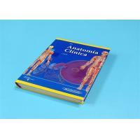 Thickness Hardcover Book Printing Services with 1088 Pages Sewing Binding A4 Size Manufactures