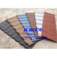 Archaistic Adorable roman Corrugated Metal Roofing Sheets with new design house roof Manufactures
