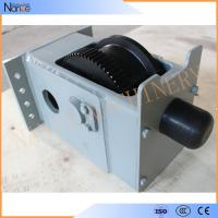 Carbon Alloy Steel Overhead Crane End Trucks 40-250Kg Wheel Block For Crane Long Travel Manufactures
