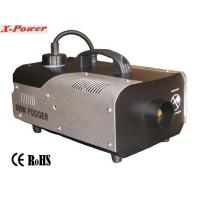 Commercial Stage Fog Machine 900W CE/ROHS Approved Portable Fog Machine For TV Studios   X-06 Manufactures