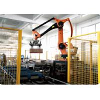 SPC-RPS Robot Bottle Unscrambling Machine With Capacity 2000 - 3600bph Manufactures