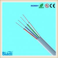 2 pair telephone cable high quality 4 core drop wire china connection cable Manufactures