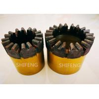 Diamond core drill bit for hardest rock:  HRC 5 geological drilling impregnated Manufactures