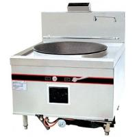 Commercial Chinese Burner Cooking Range 96KW With Double Head For Restaurant Manufactures