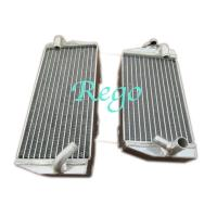 SUZUKI RMZ450 2006 Aluminum Motorcycle Radiator Water Cooling For Dirt Bike Manufactures