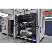 Quality High Capacity Automotive Hydraulic NGV / CNG Compressor Stations 2300Nm3 for sale