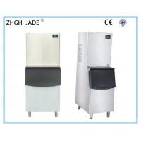 820W Crescent Ice Maker , Commercial Ice Making Machine 140Kg / 24H Output Manufactures