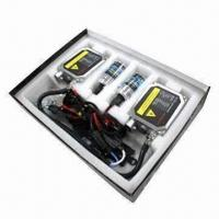 HID Xenon Conversion Kit with 35W Power Consumption and 12V DC Input Rating Voltage Manufactures