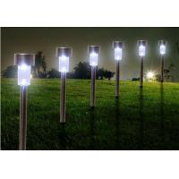 Quality Power Saving Landscape Solar Lights Mini Metal Stick Light For Outdoor Garden for sale