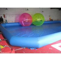 Large 0.9mm PVC Tarpaulin Inflatable Family Swimming Pool Outdoor Manufactures