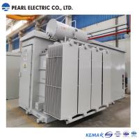Box type substaion used for wind power generation, 3600 kva 37 kv Manufactures