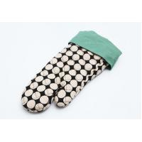 Customized Heat Resistant Oven Mitts  Ant Slip Heat Resistance Surface Manufactures