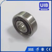 China Hybrid bearing 608,China hybrid ceramic bearing supplier nylon cage ABEC-1 high speed excellent quality on sale