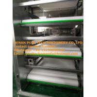 Buy cheap Poultry Chicken Farm Hot Galvanized Silver  H Frame Battery Layer Cage & Chicken Coop Equipment System with 84-224 Birds from wholesalers