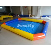 CE Approved Mini Inflatable Water Swimming Pool Above Ground Salt Water Pool Manufactures