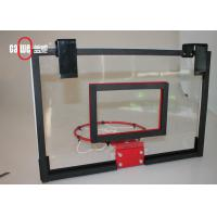 Plastic Mini Basketball Hoop With A Pre Assembled Bracket Easily Mounted Manufactures