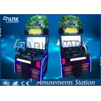 2 Player Kids Game Shooting Arcade Machines Indoor HD LCD For Amusment Park Manufactures