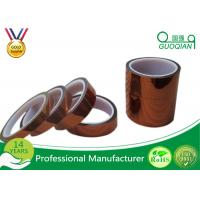PET Mara PVC Electrical Tape Shrink / Blister Card Packing For Masking Manufactures
