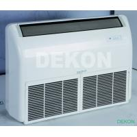 China Water chilled Ceiling floor fan coil units 2 tubes 300CFM FCU-(FP-51CF) on sale