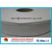 Cosmetic Spunlace Nonwoven Fabric Hygroscopic with Disposable Manufactures