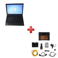 Super BMW ICOM A2 BMW Diagnostic Tools With  2018.7V HDD Plus Lenovo T410 Laptop Support Multi Languages Manufactures