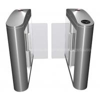 China Entry Control Speed Gate Turnstile With Wooden Case Packed  Luxury Speed Stainless Steel Barrier Gate on sale
