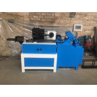 Buy cheap 4KW 380V Three Axes Snake Spring Bending Machine from wholesalers
