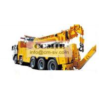 Durable 324KW 250KN Breakdown Recovery Truck Efficiently Fast Manufactures