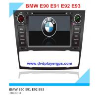 China Android car DVD Multi-touch Screen with 3G Wifi Car DVD Player GPS for BMW E90 E91 E92 E93 on sale