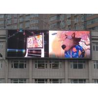 High Definition P6 SMD Outdoor Front Service LED Display Full color Energy saving Manufactures