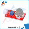 TTL Smoke Sensor Module Arduino Compatible , Electronic Components Parts Manufactures