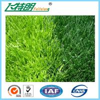 Classic Soccer Field Artificial Turf Grass 55 Mm Pile Height Monofilament Yarn Manufactures