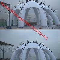 Inflatable hedgehog tent inflatable advertising tent Manufactures
