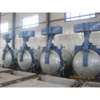 AAC Autoclave with swing device and hand reducer Manufactures
