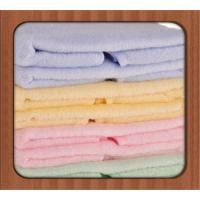 Wholesale China Supplier Thicken Solid Color Jacquard 100% Cotton Hotel Face Towel Manufactures