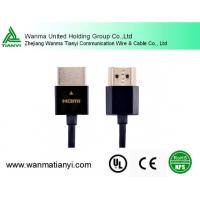 100% Oxygen free copper OFC Gold Plated HDMI cable 2.0 from APBG Manufactures