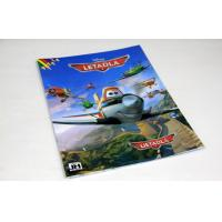 Professional Coloring Custom Photo Book Printing With Matt/Gloss Varnish For Kids Manufactures