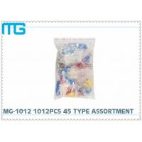 Power cable wire Terminal Assortment Kits  With different type ,Transparent plate packing CE Manufactures