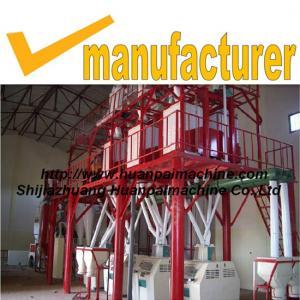 flour processing plant Manufactures