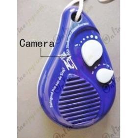 Remote Control Waterproof Spy Radio Camera Hidden Camera DVR 16GB Motion Activated Spy Camera Manufactures