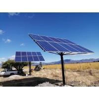 China Farm Irrigation 1kw 2kw 3kw Solar Powered Submersible Water Pump on sale