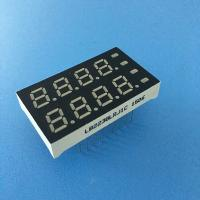 Dual Colour 8 Digits 7 Segment LED Display High Luminous Intensity Easy Assembly Manufactures
