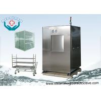 Recording Graph Temperature Lab Autoclave Sterilizer with Pressure Limiting Control Manufactures