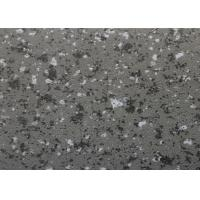 China 1.8 mm Vinyl Commercial Flooring Rolls Stone Texture Sound Absorption 2.3 kg / ㎡ on sale