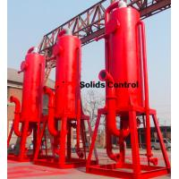 APMGS H2S resistant mud gas separator used in oil and gas drilling mud system Manufactures