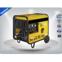 Gp460 Portable Generator Sets 7.5 Kva ,  26 A Current Single Phase Genset Manufactures