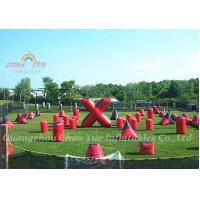 Inflatable Tank Sport Game for Paintball Field Manufactures